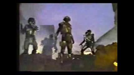 Капитан Пауър И Войниците На Бъдещето