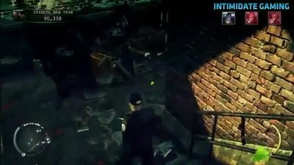 Hitman Absolution - Mисия 5