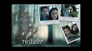 Twilight - New moon (shakira - She wolf)