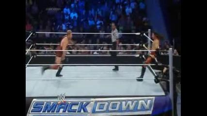 Adam Rose vs Jack Swagger ( Егати смешния мач ) - Wwe Smackdown - 30/5/14