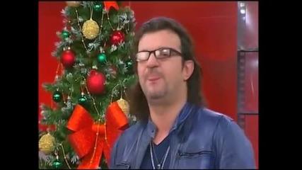 Aca Lukas - Sa ljubavi se skidam - Promocija - (TV DM SAT 01.01.2015.)