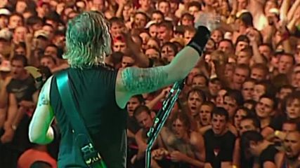 Metallica - Live Big Day Out, 2004