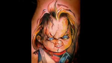 - Вижте и моята татуировка.
