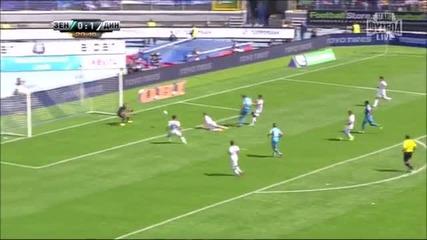 Zenit - Dynamo Moscow 2:1