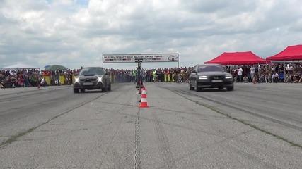 Венцислав Райчинов Audi RS6 VS Георги Георгиев Subaru Impreza