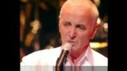 Charles Aznavour Les Deux Guitares( Превод)