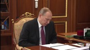 Russia: Putin discusses Bashkortostan economy with Governor Khamitov
