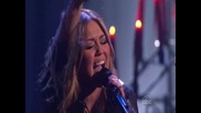 Miley Cyrus - Forgiveness And Love ( American Music Awards 2010 )