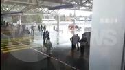 Отцепиха част от летището в Женева