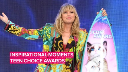 The best speeches at the Teen Choice Awards 2019