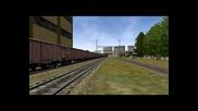 Microsoft Train Simulator Бдж 44 144 Бдж 44 109 и Бдж 44 100