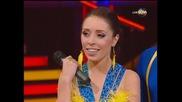 Dancing Stars - Мика Стоичкова и Тодор cha-cha (11.03.2014г.)