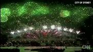 Нова Година 2011 в Сидни, Оукланд и Хонг Конг Китай