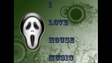 house -  scream