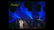 Оригинала На Томи Чинчири - Приказна Жена - Stamatis Gonidis - Ola ta ksexnas - Live