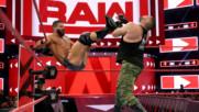 Bobby Roode & Chad Gable vs. AOP: Raw, Nov. 19, 2018