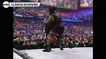 The Undertaker vs Mark Henry  – Lucha de Ataúd: WrestleMania 22 (Lucha Completa)