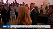 Първата жена президент в Словакия