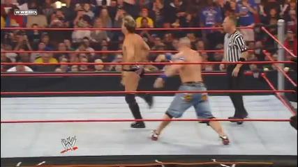 John Cena vs Chris Jericho