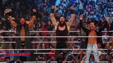 ¡WWE Super Show-Down fue un evento monumental!: En Espanol, 11 de octubre, 2018