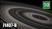 10-те Най-странни Планети във Вселената!
