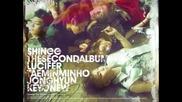 1007 Shinee - Lucifer[3 Album]edition A-full
