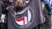 Germany: Hundreds of anti-fascists picket AfD national congress in Werl