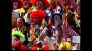 Парад на клоуни в Мексико