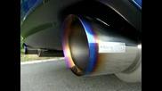 Subaru Legacy B4 Titan Racing Exhaust
