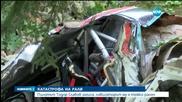 Пилотът Тодор Славов загина при инцидент на рали