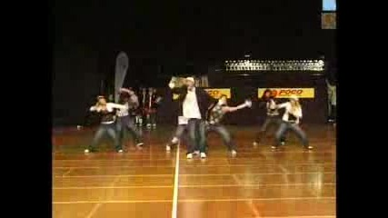 Black Time Hip Hop Dance Group
