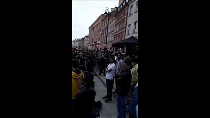 Warsaw ?? For those delusional to think there's parts of Europe which can escape multiculturalism, o
