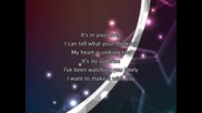 Kylie Minogue - In Your Eyes, Lyrics In Video