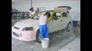 Honda hechbag tuning step by step