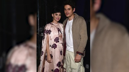 Back Together? Katy Perry & John Mayer Celebrate Independence Day Together