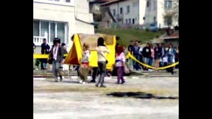 Кукерски събор-с.попинци 2012