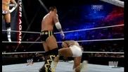 Alberto Del Rio vs Cm Punk - Survivor Series - Part 1