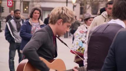 Зад кулисите на One Direction