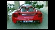 Porsche Carrera GT В Sunny Beach