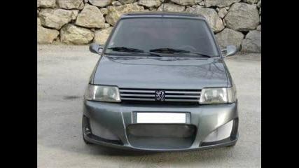 Peugeot 205 Tuning
