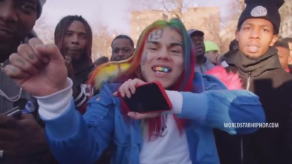 Премиера! 6ix9ine Feat. Fetty Wap & A Boogie - Keke ( Wshh - Official Music Video )