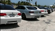 Cec Wheels Bmw M3 Meet - Miami Skyline 02