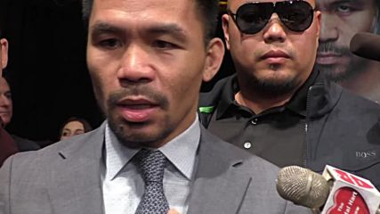 USA: Pacquiao to consider Mayweather's rematch after Broner's Las Vegas clash