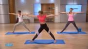 Caley Alyssa - Day 4 Cardio. 5-day Yoga Challenge Beachbody Yoga Studio