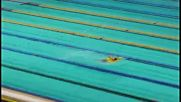 Russia: Streaker? Man disrupts Olympic swimming qualifying competition
