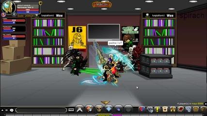 Aqw- Boss Fight #1