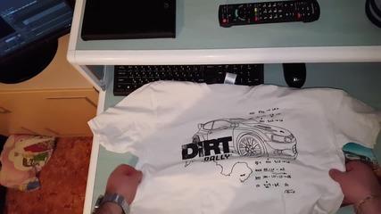 Разопаковане Dirt Rally Legend Edition 2016 Ps4 Преордър