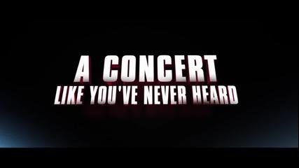 Metallica Through the never (в кината от 27.09) - Тийзър