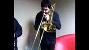 qko parche duet trambon i klarinet ubistveno