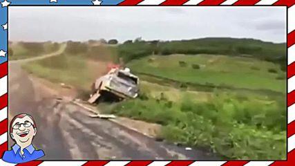 Да се преобърнеш с камиона - Смях